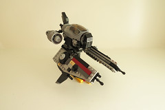 COBRA-Series S01 Starfighter (Johann Dakitsch) Tags: spaceship starfighter vic viper vv lego moc scifi toy creation
