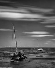 Meols Beach (2 of 1) (andyyoung37) Tags: meolsbeach merseyside uk beach boats lowtide thewirral meols england unitedkingdom gb