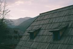 Drvengrad (son harry) Tags: 35mm film pentax asahi k1000 serbia kusturica houses ethnic village zlatibor analog