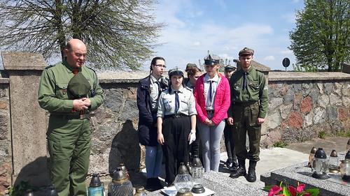 13.05.2017 obchody 72 rocznicy bitwy pod Bodakami