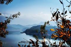 Tranquil beauty..🍃🌾🍂💙Karacaören baraj gölü- Isparta (tetiscansun) Tags: instagramapp square squareformat iphoneography uploaded:by=instagram lofi