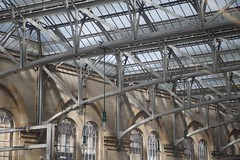 Glasgow Central Station (itmpa) Tags: glasgowcentralstation centralstation glasgow station networkrail roof glazing glass caledonianrailway listed categorya scotland archhist itmpa tomparnell canon 6d canon6d straightfromthecamera unedited nophotoshop