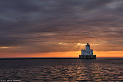 IMG_2779(2) (David C. McCormack) Tags: americana architecture artistic eos eos6d environment greatlakes harbor inspiration lakemichigan lakefront lake landscape lighthouse midwest milwaukeeriver outdoor sunriseset spiritual sunrise wisconsin water