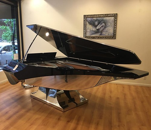 """If """"Minor Fits"""" were a piano it'd be this."""