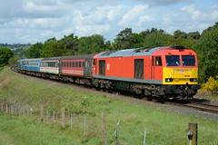 60100 Foley Park 18/05/2017 (Brad Joyce 37) Tags: 60100 class60 db diesel locomotive engine train passenger severnvalleyrailway foleypark sunshine nikon d7100