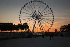 Sunset at Place De La Concorde (jimj0will) Tags: placedelaconcorde paris france sunset wheel park europe shadows invadeandconquerfrance