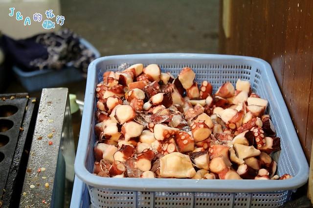 【日本大阪美食】本家章魚燒 ootako(本家日本一大たこ)–大塊章魚腳Q彈又有嚼勁! @J&A的旅行