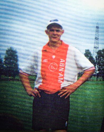 Derek Reid 1995