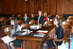 Attorneys and Judges in Judicial