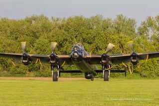 Lancaster run-up