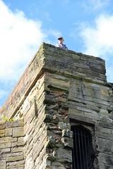 IMG_7551 (lesleydoubleday) Tags: englishheritage ashbydelazouch castle family keith