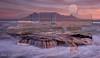 Table Mountain - Jigsaw Pieces (Panorama Paul) Tags: paulbruinsphotography wwwpaulbruinscoza southafrica westerncape capetown tablemountain blaauwbergbeach waves beach sunset nikond800 nikkorlenses nikfilters jigsaw puzzle