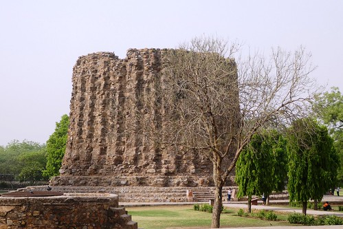 Unfinished Second Stone Tower Qutb Complex
