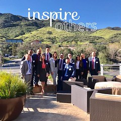 To #lead is to #inspire others. 🙌 #olninc (oln_inc) Tags: oln inc carson ca los angeles