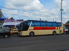 Davao Metro Shuttle 551 (Monkey D. Luffy ギア2(セカンド)) Tags: bus mindanao photo photography enthusiast society road vehicle ankai guilin daewoo