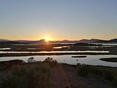 Lido del Sole (Ferraris Clemente) Tags: tramonto olbia laguna stagno mare spiaggia sole estate caldo vacanza sardegna relax azzurro clemente ferraris p9 huawei