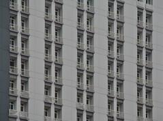 Seratus Persen Balkon. Membosankan. (Everyone Sinks Starco (using album)) Tags: building gedung arsitektur architecture buildingfacade