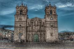 Basilica San Carlos Borromeo, Puno, Peru (J Centavo) Tags: basilicasancarlosborromeo puno peru
