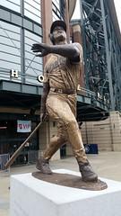 20170429_163830 (All ~ Troy) Tags: seattle mariners safeco field ken griffey jr statue