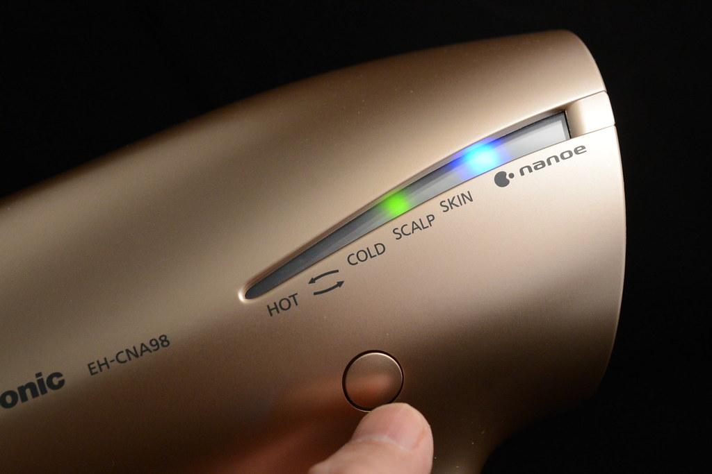 Panasonic吹風機 EH-NA98 / EH-CNA98