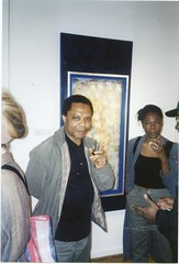 African Gallery Owner (Bobby Watlington) Tags: the fela show