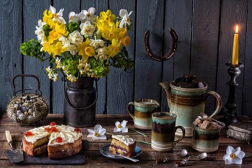 Springtime Afternoon Tea