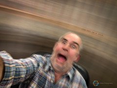 132/365 In a Spin ([inFocus]) Tags: iphone iphone7plus slowshutter 365 3652017 project365 photoaday creative selfportrait selfie spin