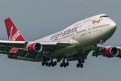 Virgin Atlantic / B744 / G-VROY / EGKK 08R (_Wouter Cooremans) Tags: lgw egkk gatwick gatwickairport spotting spotter avgeek aviation airplanespotting virgin atlantic b744 gvroy 08r virginatlantic
