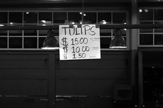 (miss_michelle) Tags: afterhours bw blackandwhite market monochrome pikeplace seattle street washington