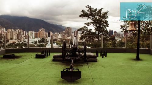 Cuartel de la Montaña, 23 de enero (Caracas / Venezuela)