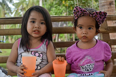 Snacking (Melfe Photography) Tags: kids philippines snacks snacking nikon cute babies