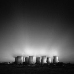 Gigawatt (vulture labs) Tags: ratcliffe power station bw long exposure photography workshop