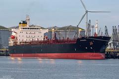 Zagara (Malte Kopfer Photography) Tags: zagara tanker tankschiff oiltanker oil pet7 7e petroleumhaven europoort calandkanaal rotterdam