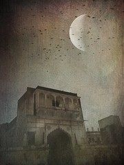 India series (Nick Kenrick..) Tags: moon temple india mughal exotic rajasthan