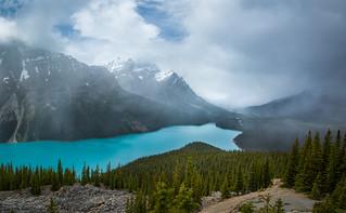 Banff Canada - Payto Lake