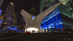 WTC Oculus (..Javier Parigini) Tags: oculus usa unitedstates estadosunidos newyork newyorkcity manhattan nyc nuevayork nikon nikkor d800 1424mm f28 flickr javierparigini nypd