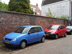 Volkswagen Lupo 1.7 SDi (05 08 1999) Volkswagen Fox 1.2 (22 06 2007) (brizeehenri) Tags: volkswagen lupo fox 1999 2007 75dgtf 43xkgs