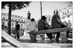 (JOAO DE BARROS) Tags: barros joão streetphotography people monochrome