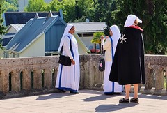Lourdes (thierry llansades) Tags: lourdes pyrébées pyrenées pyrénées pyrenees sanctuaire catholique chretien religion pau tarbes montagne malte ordredemalte pelerin pelerins pelerinage