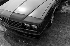 The Full Monte (Robert Jack Images) Tags: montecarlo bnw blackandwhite negro chevrolet chevy monochrome monotone