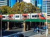 Sydney Light Rail - LRV2115 crosses the 1906 heritage bridge spanning Eddy Avenue (john cowper) Tags: sydneylightrail eddyavenue heritage bridge lrv2115 centralrailwaystation sydneypublictransport transportfornsw publictransport sydney newsouthwales