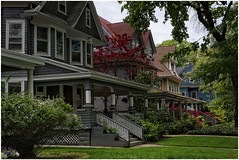 """""""Colonial Idyllic..."""" (Alexxir) Tags: ditmas park spring 2017 cherry blossom sakura festival nyc matsuri brooklyn new york city flowers red yellow bloom blooming magnolia magnolias pink trees streets white bushes rose dandelions alleys perspectives birds victorian houses homes vintage flower vase vases cosy quiet peaceful serene relaxing dreamy desolate contrast garden vegetation colors colorful color explosion beautiful beauty incredible mesmerizing enveloping snow buds untouched nature mother pavement sidewalk doors entrance bedroom sleeping sleepy sunny bright heart"""