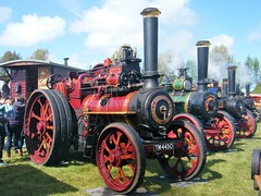 vintage traction engine - Marshalls Compound Traction (rossendale2016) Tags: compound marshalls engine vintage traction