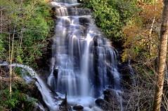 Soco Falls (Rusty4344) Tags: waterfalls water waterfall outdoors outdoor rivers rocks roaring trees green