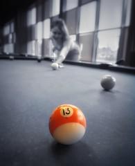 Pool (Yaoluca) Tags: pool macro desaturation isolation vignette orange