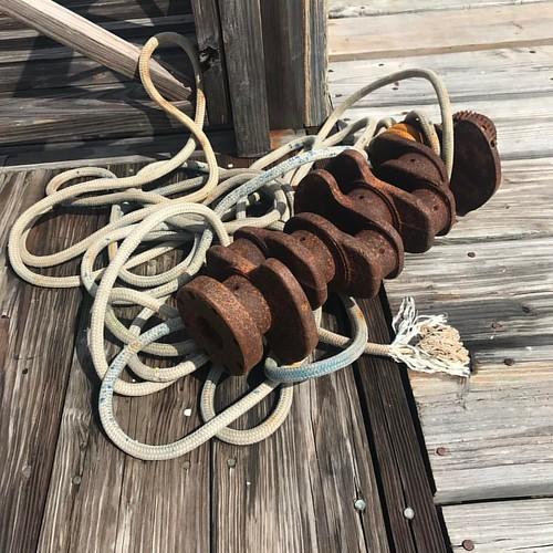 Caribbean anchor
