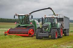 FENDT Katana 65 (Mat Bonaventure) Tags: fendt ensileuse forage harvester krone silage maize lucerne french france agriculture tractor combine harvest