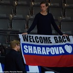 Maria Sharapova fan
