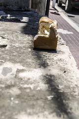(Cindy en Israel) Tags: pan comida textura urbana ciudad calle nahariya israel hogaza