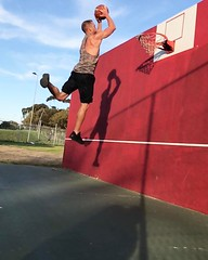 "Getting some dunks up at the gym court ... just getting my movement patterns back going. #dunking #dunks • <a style=""font-size:0.8em;"" href=""http://www.flickr.com/photos/79265206@N08/34291377260/"" target=""_blank"">View on Flickr</a>"